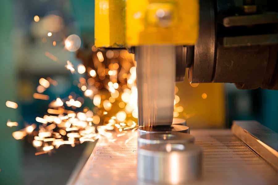 Marcado CE Maquinaria industrial